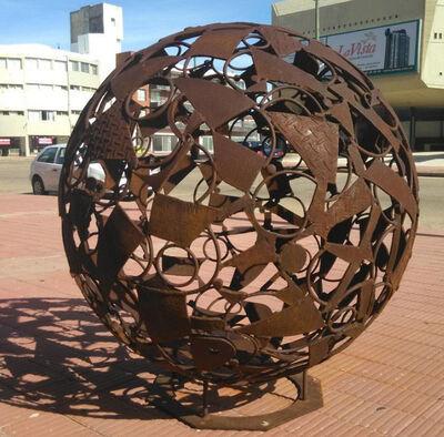 Raúl Sampayo, 'Esfera', 2018