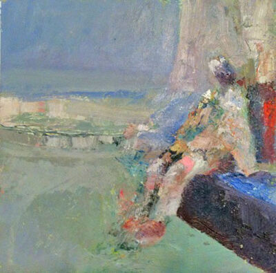 Waldemar Mitrowski, 'Abstract Figure'