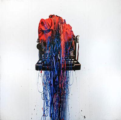 Andre Petterson, 'Cobalt Spill', 2015