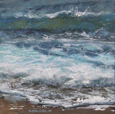 Carole Malcolm, 'Shoreline Study 06919', 2019