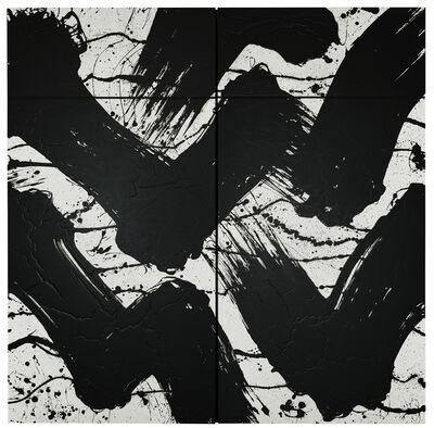 Fabienne Verdier, 'Wanderings in dynamicscapes II', 2012