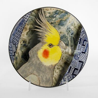 Stephen Bowers, 'Cockatiel (Nymphicus Holandicus)', 2019