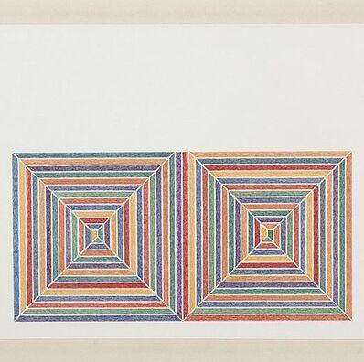 Frank Stella, 'Les Indes Galantes', 1973