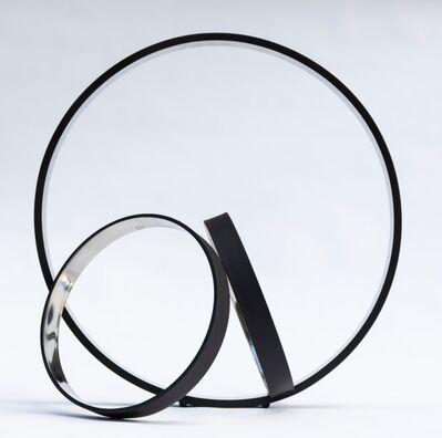 Philippe Pallafray, 'Temps Zero Black ', 2018