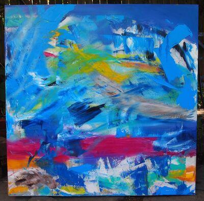 Rodrigo Valles Jr., 'Dipping sun', 2016