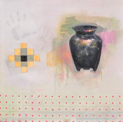 Judy Wold, 'Black Vase', 2016