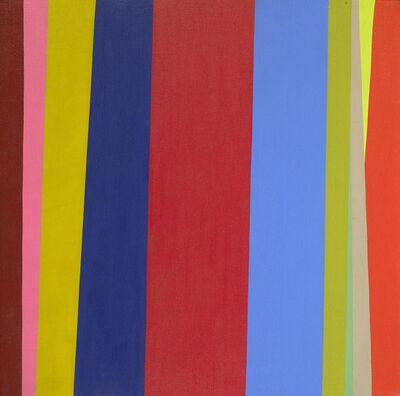 Jay Rosenblum, 'Gradus Ad Parnassum (Steps to Parnassus)', 1970