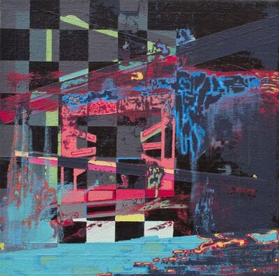 Randall Lear, 'Abstraction 39 CAT', 2013