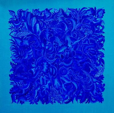 Susan Bleakley, 'Hidden Within The Blue', 2018