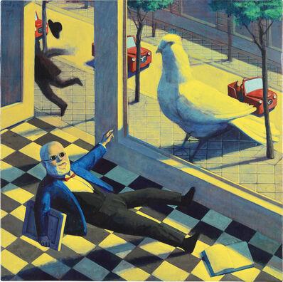 Liu Ye 刘野, 'Big Pigeon', 1995
