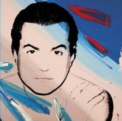 Andy Warhol, 'Mario Borsato', 1981