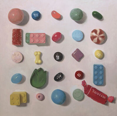 Soojin Kim, 'Arranged Candies No. 16', 2016