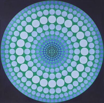 Victor Vasarely, 'ARA', 1977