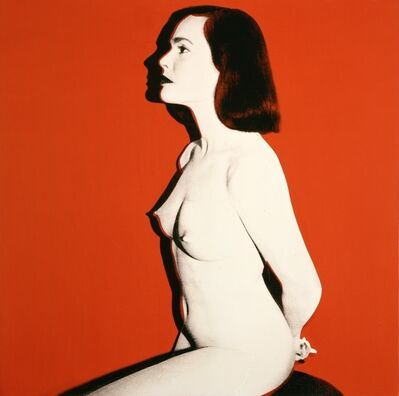 Andy Warhol, 'Pat Hearn', 1985