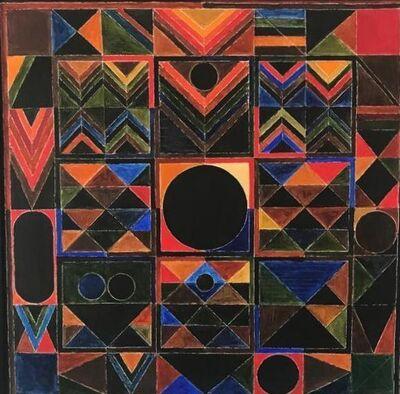 S. H. Raza, 'Germination', 1995