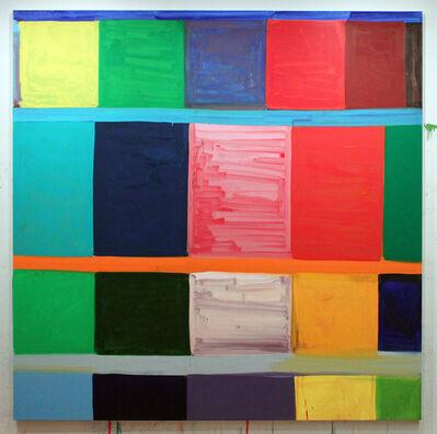 Stanley Whitney, 'Ryder', 2012