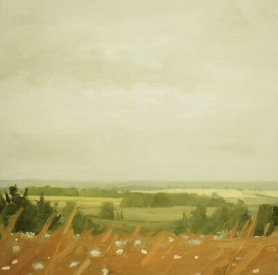 Sara MacCulloch, 'Fields, August', 2012