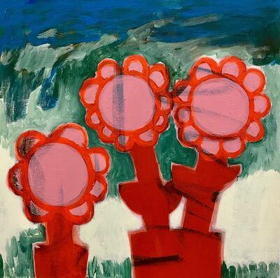 Ayse Wilson, 'Chunky Flowers I', 2019