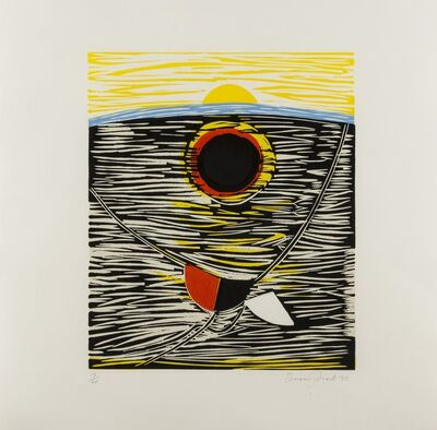 Sir Terry Frost, 'Untitled 02 (Kemp 111)', 1989