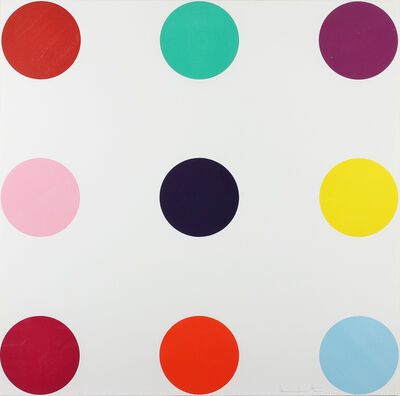 Damien Hirst, 'Tryptophan', 2010