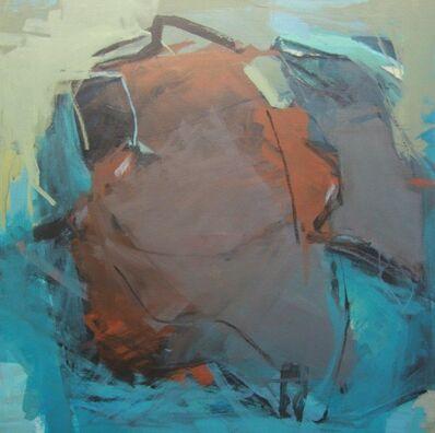 Benvindo de Carvalho, 'Retrato da Poetisa III', 2016