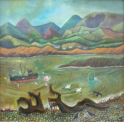 John Farrington, 'Driftwood I ', 2013