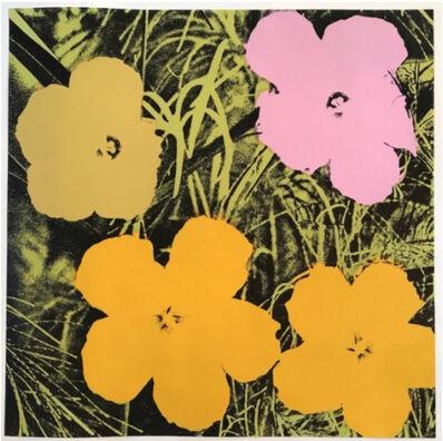 Andy Warhol, 'Flowers F.S. II 67', 1970