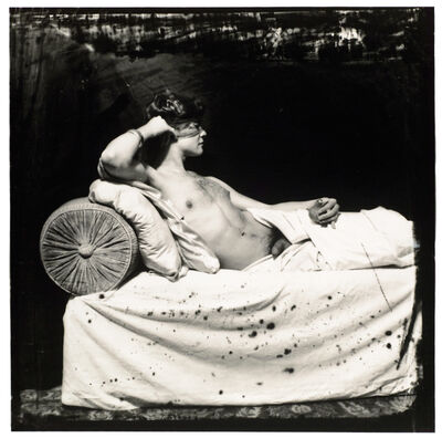 Joel-Peter Witkin, 'Canova's Venus, New York City', 1982