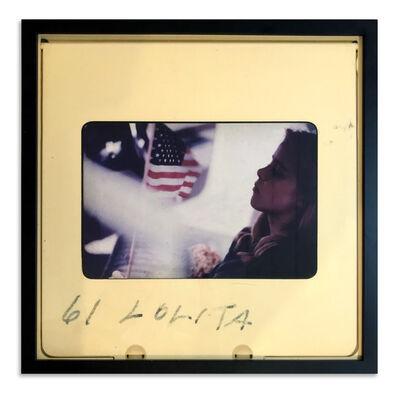 Bert Stern, 'Lolita, American Flag –Sag Harbor', 1961