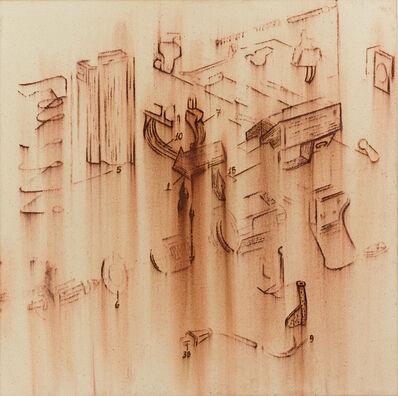 Paul Setúbal, 'Diferença por semelhança III', 2018