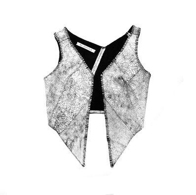 Melissa Fleis, 'Skull Vest', 2013
