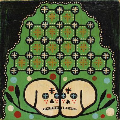 """Mike Egan, '""""Prayer Grid""""', 2017"""