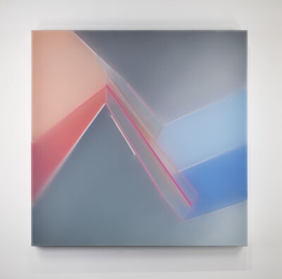 Kal Mansur, 'Gray Sanctuary Two', 2018
