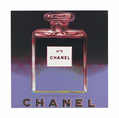 Andy Warhol, 'Chanel', 1985