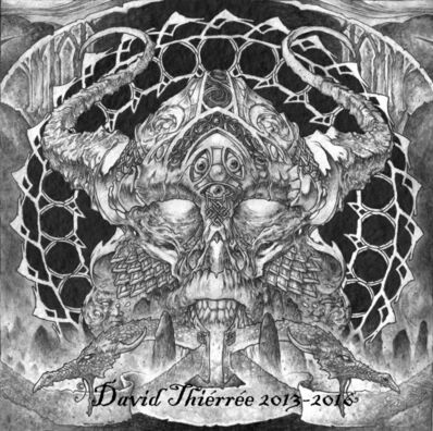 David Thierree, 'Dead King's Skull', 2016