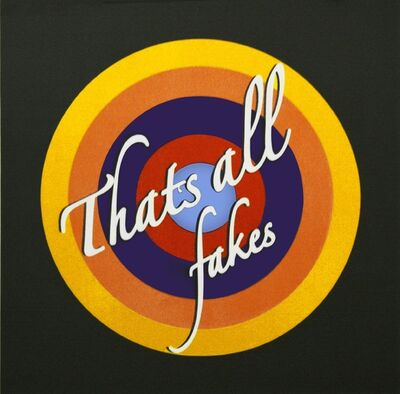 Abidiel Vicente, 'Thats All Fakes', 2019