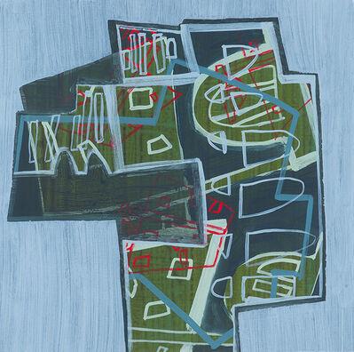 Joan Doerr, 'Topsy-Turvy', 2021