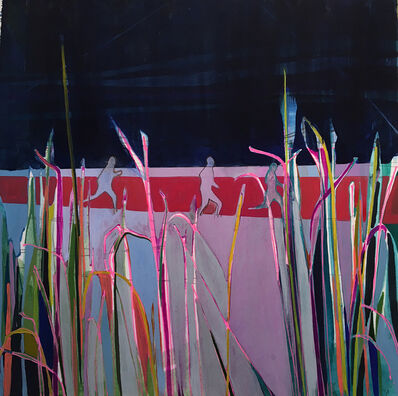 Charlotte Evans, 'Long Grass Run', 2016
