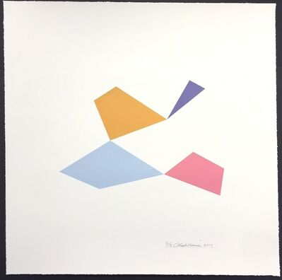 Charles Hinman, 'Excelsior, from Kites Suite', 2013