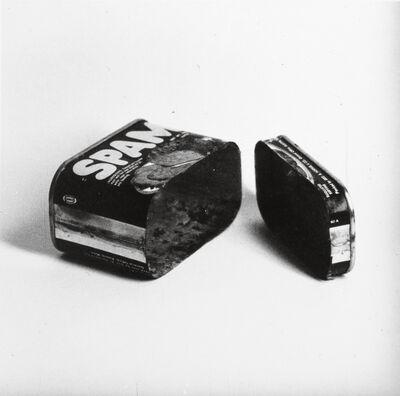 Ed Ruscha, 'Spam (Cut in Two)', 1961