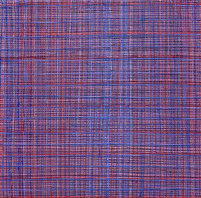 Vicky Christou, 'Pink Field- Grid Series', 2017
