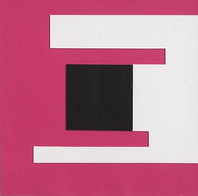 Bruno Munari, 'Negativo positivo 1', 1995
