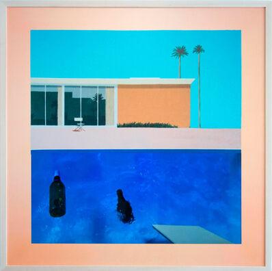Daniel Cherbuin, 'eine kleinere art osmose', 2019
