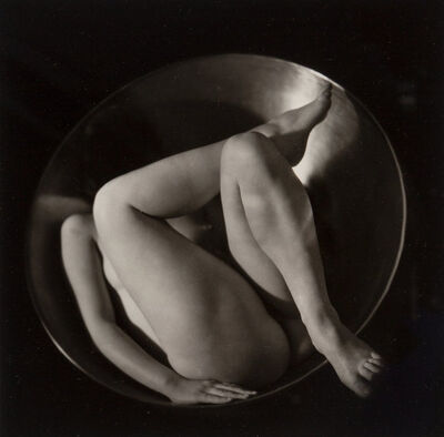 Ruth Bernhard, 'In the Circle', 1934-printed later
