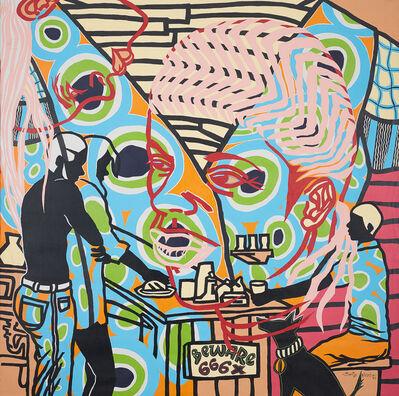 Boris Nzebo, 'Celle qui vient chez toi', 2017