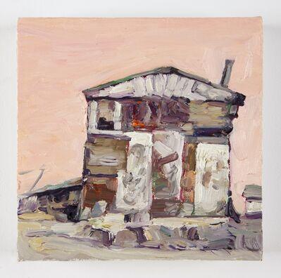 Hung Liu, 'Duster Shack 4', 2019