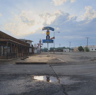 Rod Penner, 'The Cow Lot / Wichita Falls, TX', 2011