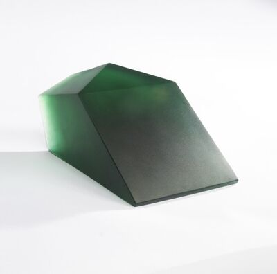 David Row, 'Lighttrap Series II (Green)', 2012