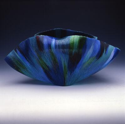 Toots Zynsky, 'Eclittica Serena ', 2000