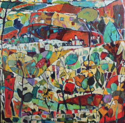 Toni Doilney, 'Wildflowers', 2017